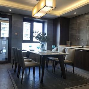 京旺家园-新中式风格-230平