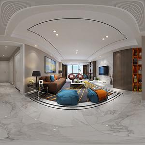 江阴院子 现代风格 客厅