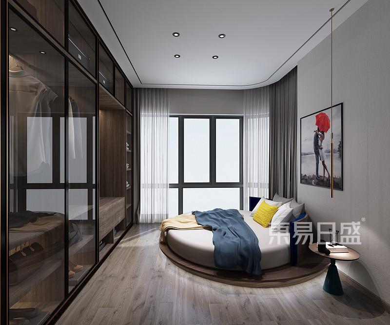 现代简约卧室家居装修设计