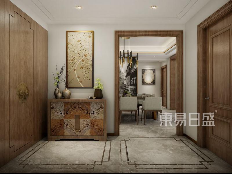 自在香山-新中式170平米-户型解析