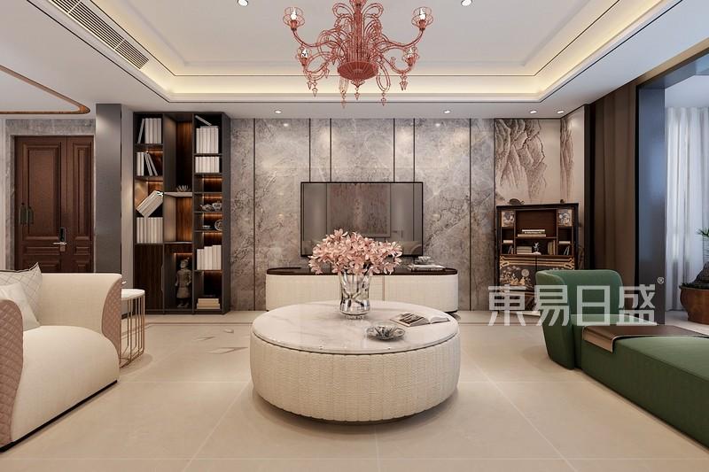 现代中式-客厅电视背景墙.jpg