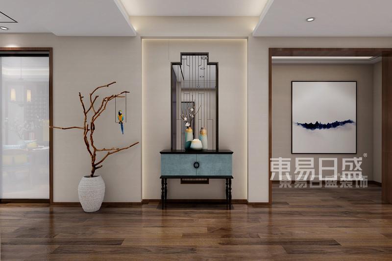 门厅新中式装修效果图.jpg