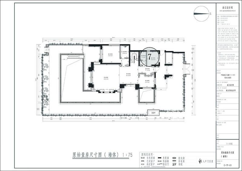 户型解析平面图9