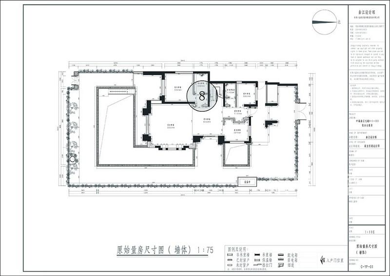 户型解析平面图12
