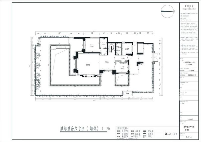 户型解析平面图22
