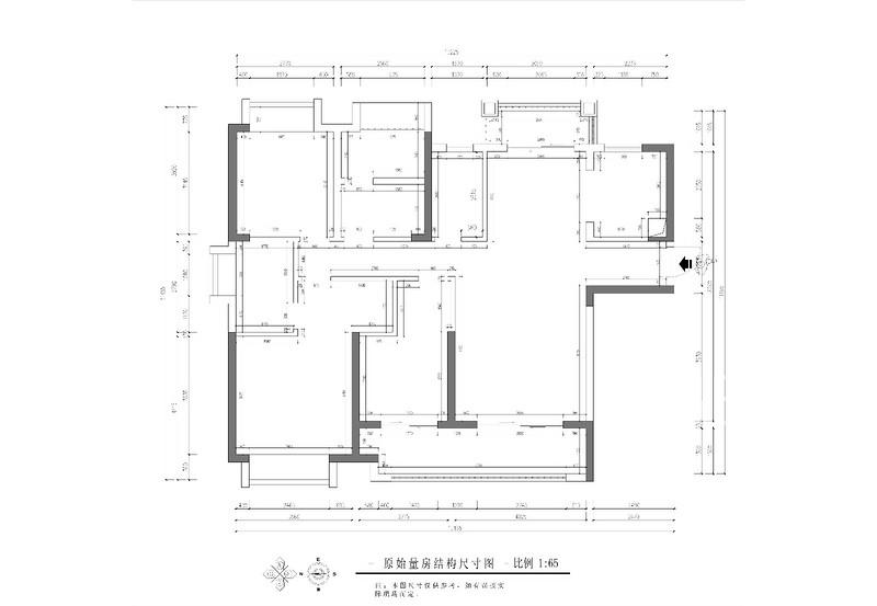 佛山120平房子户型图