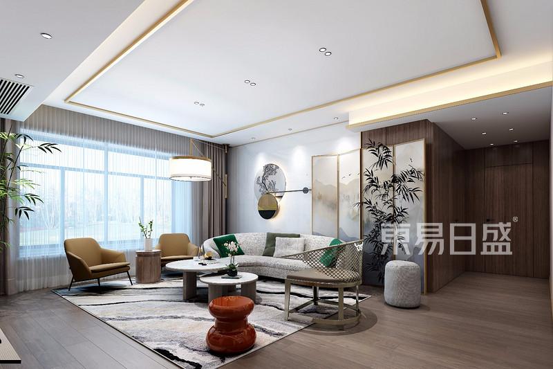中国玺 新现代中式风格赏析