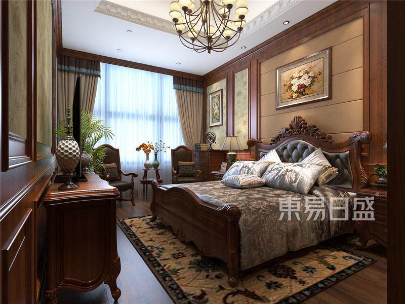 秦皇半岛-美式风格-240平米