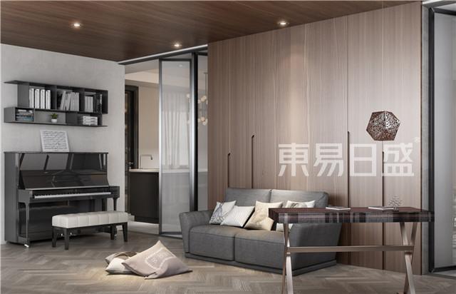 中兴华美邨—195平—现代风格户型解析
