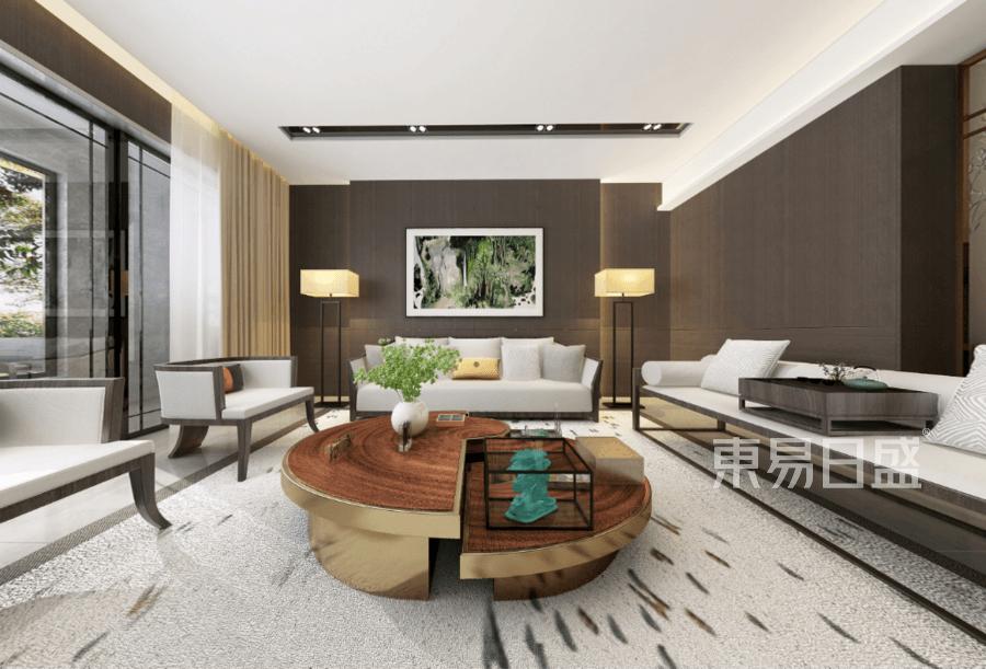 普通住宅-新中式