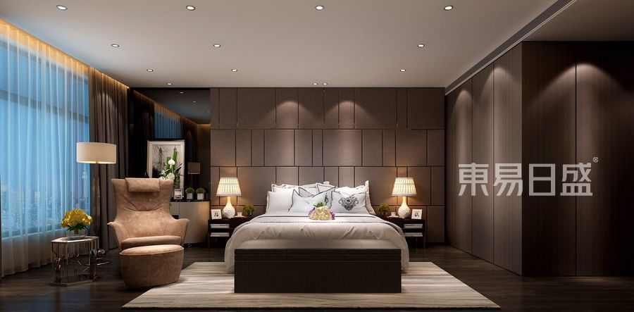 k2玉兰湾 现代前卫 卧室装饰