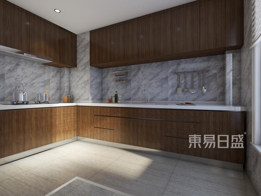 新中式-厨房