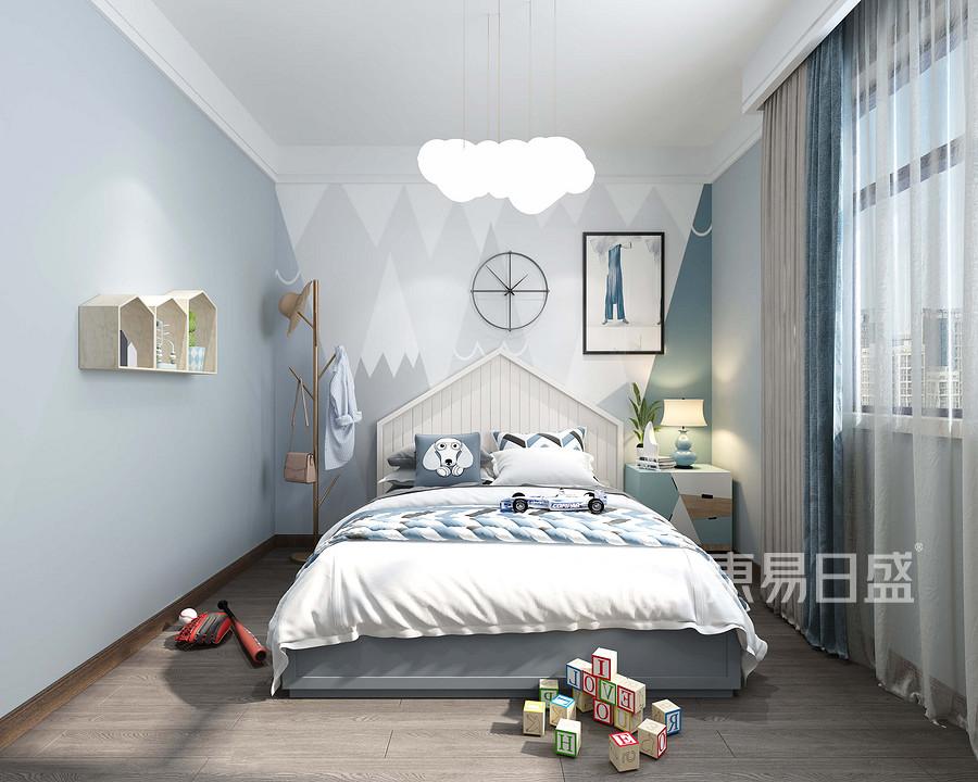 普通住宅-中式-效果图