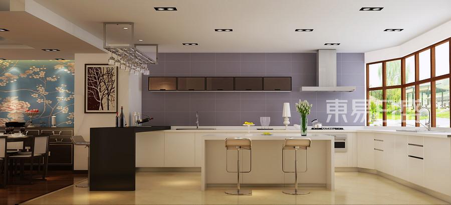 聚龙花园 现代简约 厨房
