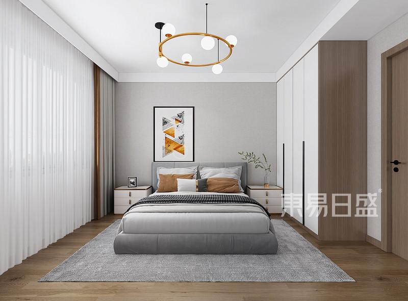 顶峰国际公寓装修