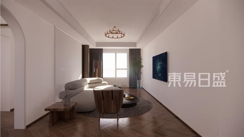 两居室客厅装修效果图