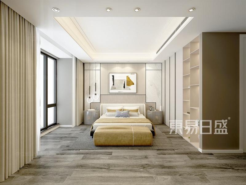两居室卧室装修效果图